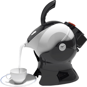 Uccello Kettle - Pouring Made Easy
